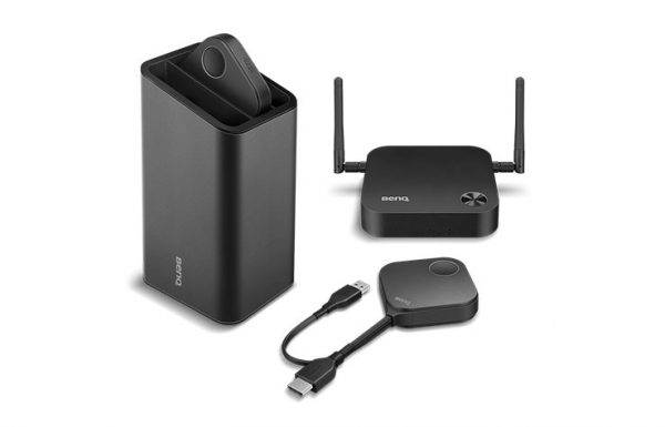 BenQ Instashow Wireless Presentation System Bundle