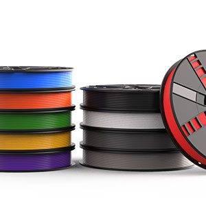 MakerBot Filament Spools small