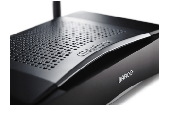 Barco Clickshare wireless presentation system