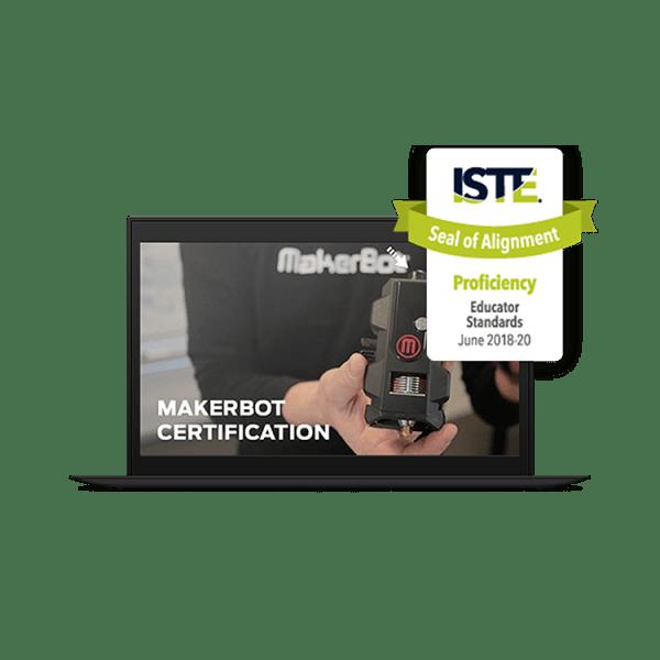 MakerBot ITSE certification
