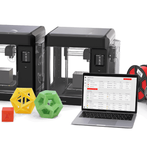 Two 3D printer's with classroom bundle
